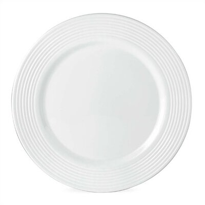 """Lenox Tin Can Alley 11"""" Seven Degree Dinner Plate"""