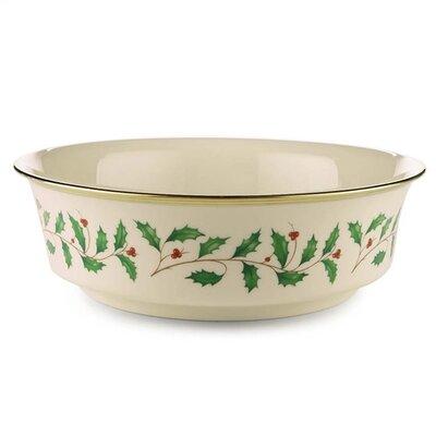 Lenox Holiday Serving Bowl