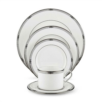 Westerly Platinum Dinnerware Collection by Lenox