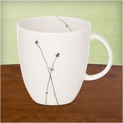 Lenox Flourish 10 oz. Tea / Coffee Cup