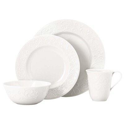 Opal Innocence Carved Dinnerware Collection by Lenox