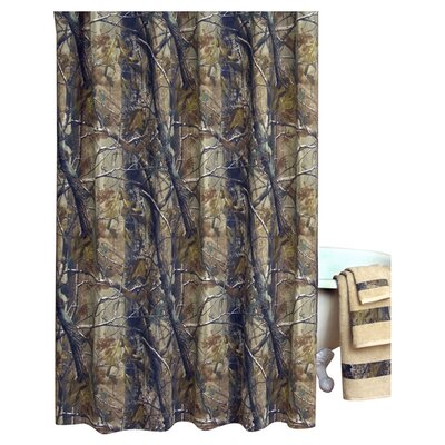 All Purpose Shower Curtain by Realtree