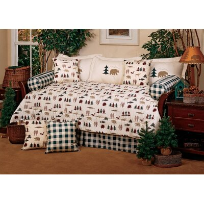 Northern Exposure Daybed Bedding Collection by True Grit