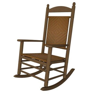 POLYWOOD® Kennedy Presidential Rocking Chair