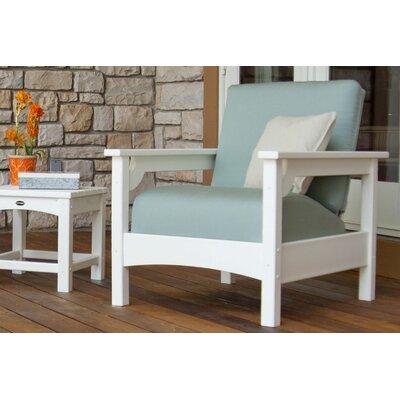 Polywood Club Chair With Cushions Reviews Wayfair