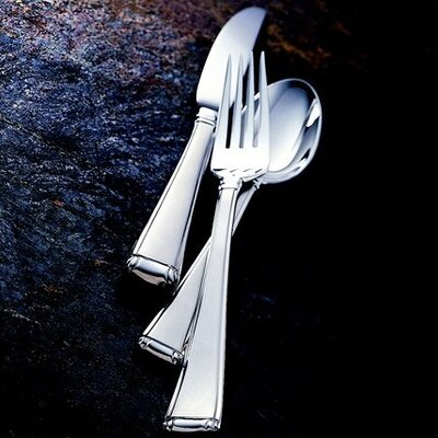 Column Frosted Sugar Spoon by Gorham