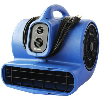 3/4 HP Air Mover and Pet Dryer by XPOWER