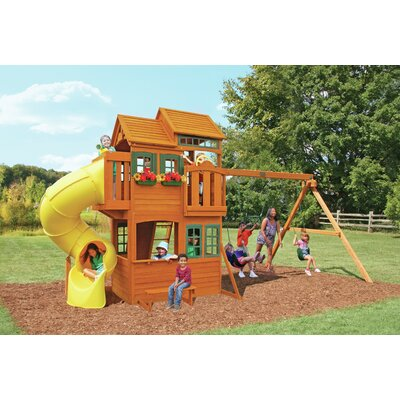 Grand Valley Retreat Swing Set Product Photo