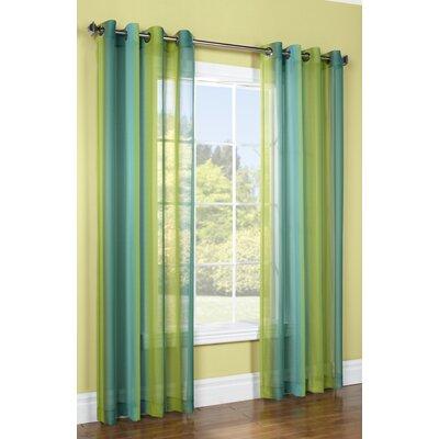 Rainbow Single Curtain Panel Product Photo