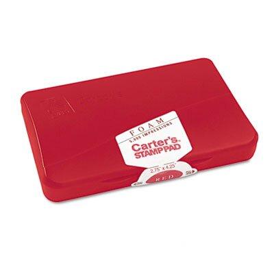 Avery Carter'S Foam Stamp Pad, 4 1/4 X 2 3/4