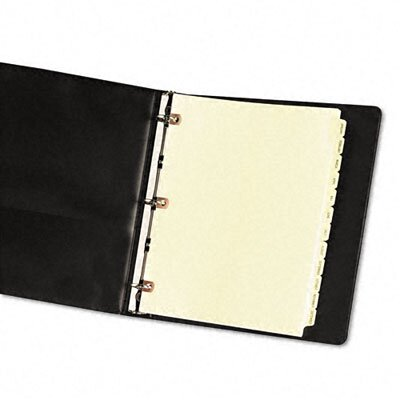 Avery Copper Reinforced Laminated Tab Dividers