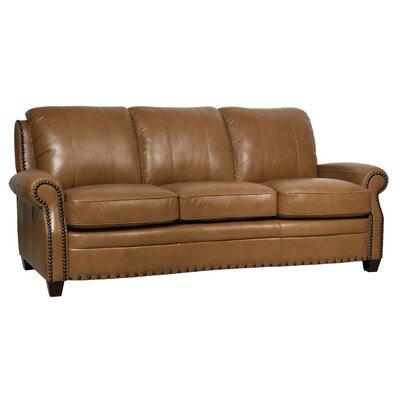 Luke Leather Bennett Sofa