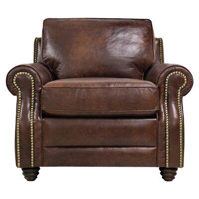 Luke Leather Levi Chair