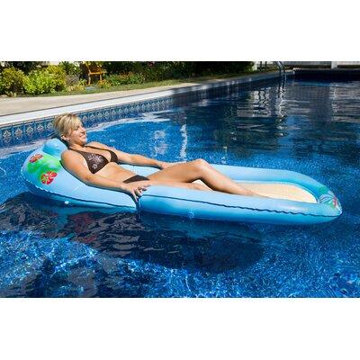 Rave Sports Sol Lounge Pool Float