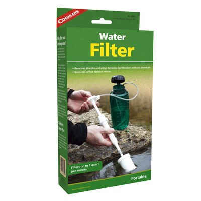 Portable Water Filter Product Photo