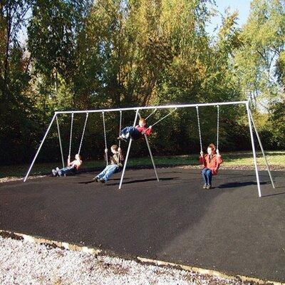 SportsPlay Primary Bipod Swing Set