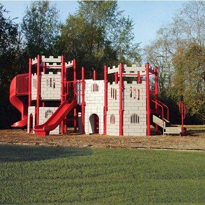 SportsPlay Castle Modular Play Set