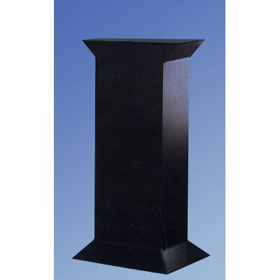 Midwest Tropical Fountain Hourglass Aquarium Stand