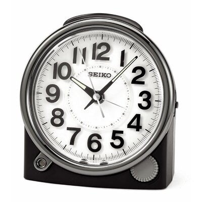 Ultimate Bedside Alarm Clock by Seiko