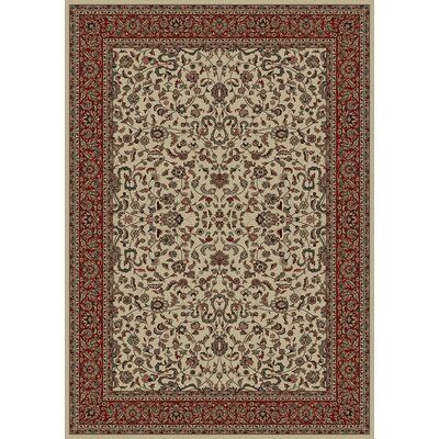 Concord Global Imports Persian Classics Oriental Kashan Area Rug