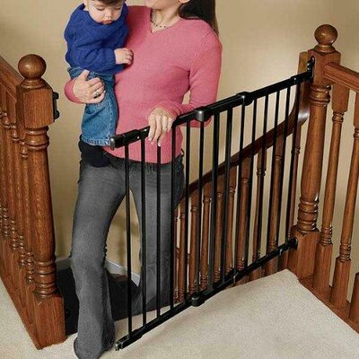 Angle Mount Safeway Gate by KidCo