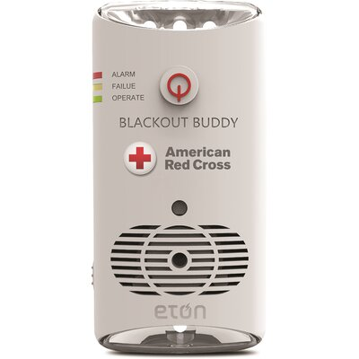 American Red Cross Blackout Buddy CO Detector Product Photo