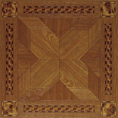 """Home Dynamix Dynamix Vinyl Tile 12"""" x 12"""" Luxury Vinyl Tiles in Madison Woodtone"""