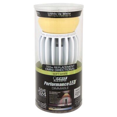 FeitElectric 32W Yellow 120-Volt (2700K) LED Light Bulb