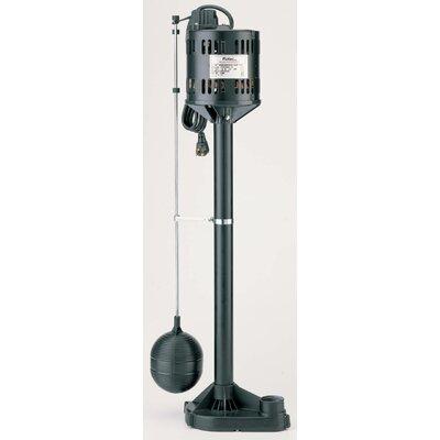 1/3 HP Pedestal Sump Pump by Flotec