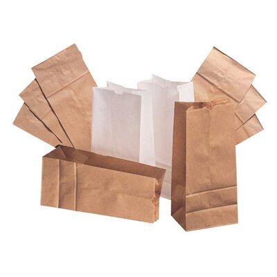 General 20 Kraft Paper Bag in Brown