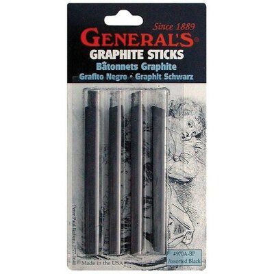 General Graphite Art Stick