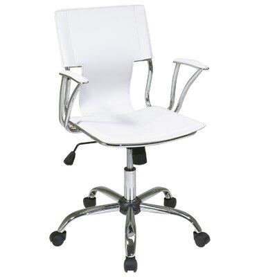 Ave Six Dorado Mid-Back Office Chair