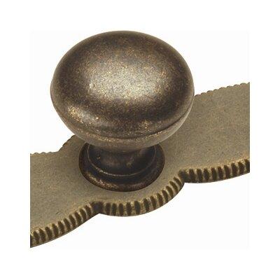 Hickory Hardware Palmetto Mushroom Knob
