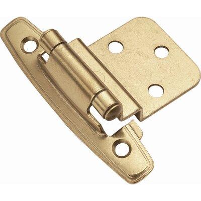 Hickory Hardware Self-Closing Single Door Hinge