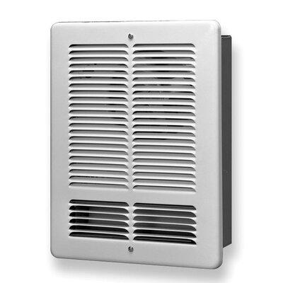 KingElectrical 2,000 Watt Wall Insert Electric Fan Heater