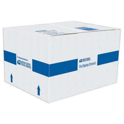 """Lepages 18"""" x 12"""" x 12"""" USPS Shipping Carton"""