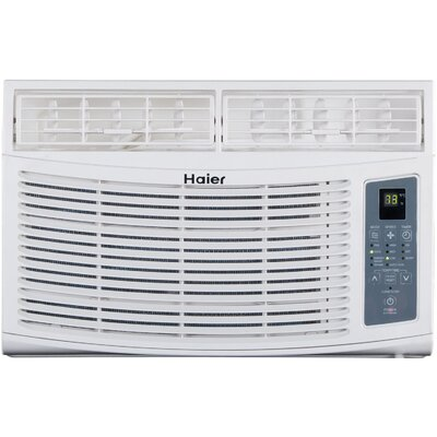 6,000 BTU Window Air Conditioner with Remote Product Photo