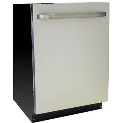 "23.94"" Built-In Dishwasher in Stainless Steel Energy Star Certified Product Photo"