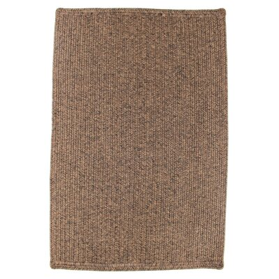 Burnished Brown Indoor/Outdoor Rug by Homespice Decor