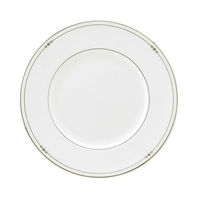 "Royal Doulton Precious Platinum 6"" Bread and Butter Plate"