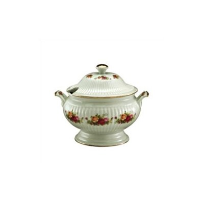 Royal Albert Old Country Roses 146 oz. Tureen