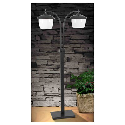 "Wildon Home ® Mansfield 55"" Outdoor Floor Lamp"