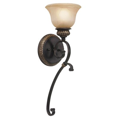Wildon Home ® Cartleton 1 Light Wall Sconce