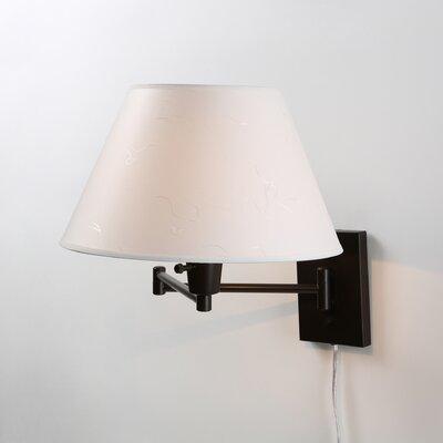 Wildon Home ® Errol Swing Arm Wall Lamp I