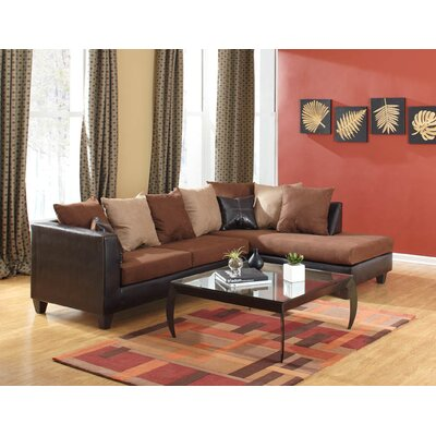 Priscilla Sectional by Wildon Home ®