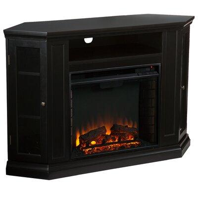 Wildon Home ® Stuart Convertible Media Electric Fireplace