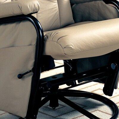 Wildon Home ® Gearhart Glider Rocker & Ottoman
