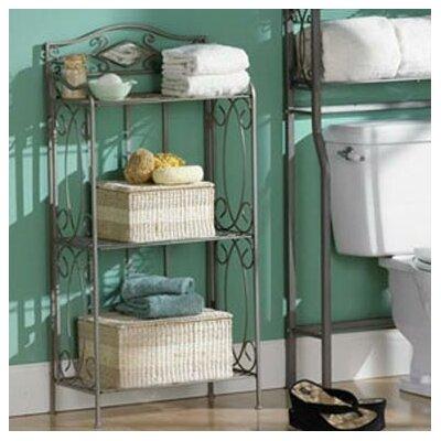 Valleta Corner Linen Rack by Wildon Home ®