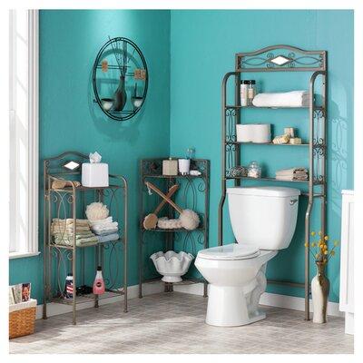 Lyon 3 Piece Bath Storage Set by Wildon Home ®