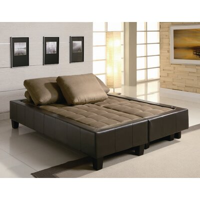 Woodbridge Convertible Sleeper Sofa by Andover Mills